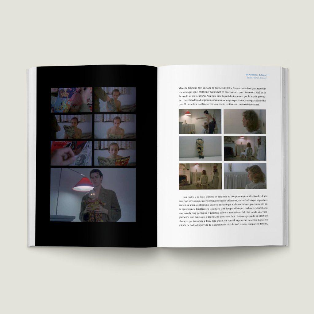 Páginas 44–45 De Arrebato a Zulueta - SOLARIS, Textos de Cine
