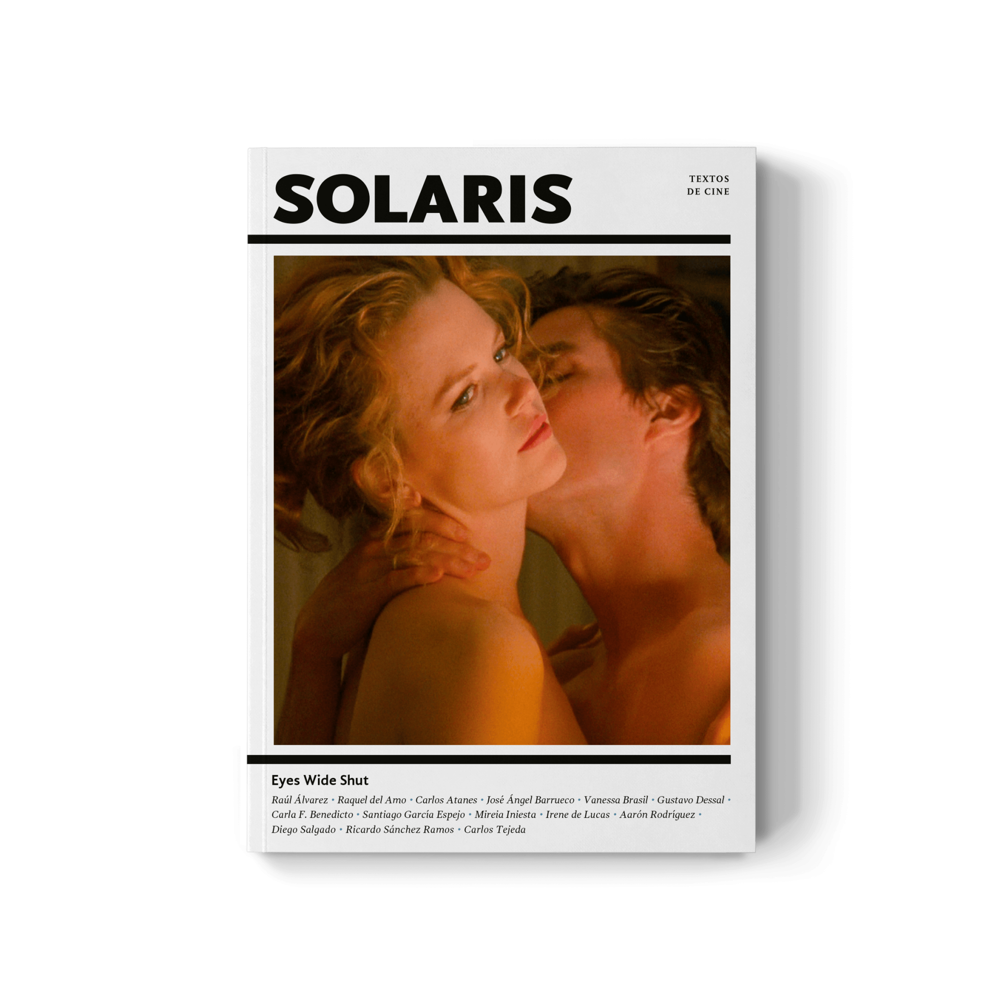 Eyes Wide Shut - Solaris, Textos de Cine