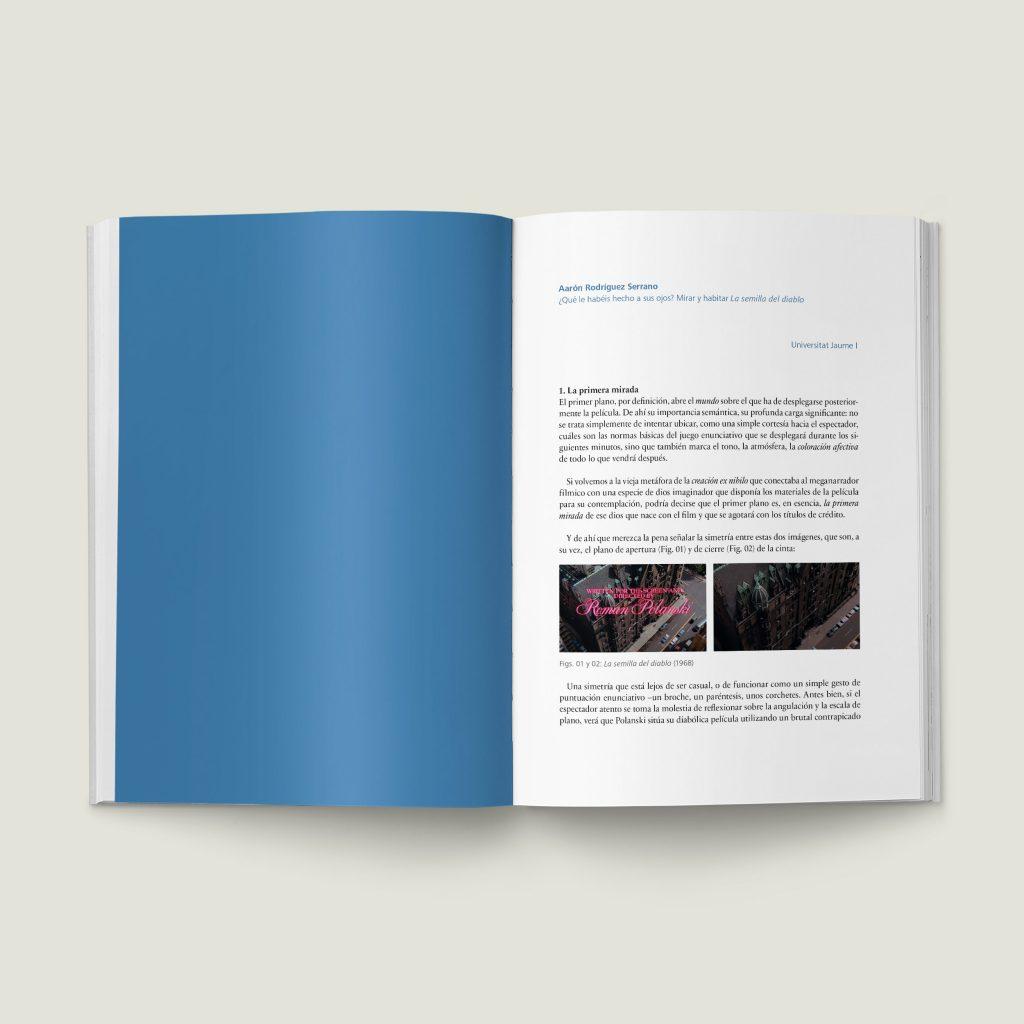 Páginas 88–89 de Trilogía del Apartamento de Roman Polanski - SOLARIS Textos de Cine