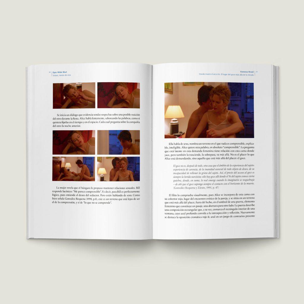 Páginas 50–51 de Eyes Wide Shut - SOLARIS Textos de Cine