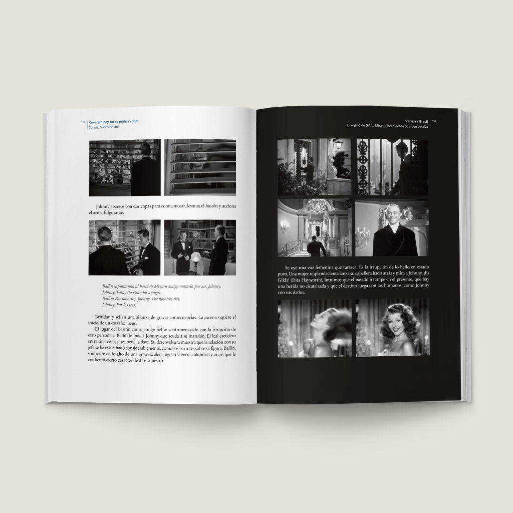 Páginas 136-137 de Cine que hoy no se podría rodar - SOLARIS Textos de Cine