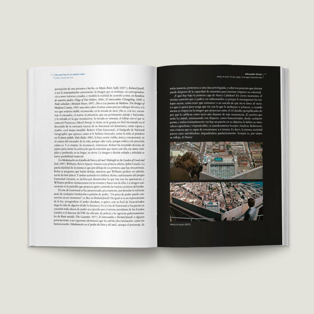Páginas 30-31 de Cine que hoy no se podría rodar - SOLARIS Textos de Cine