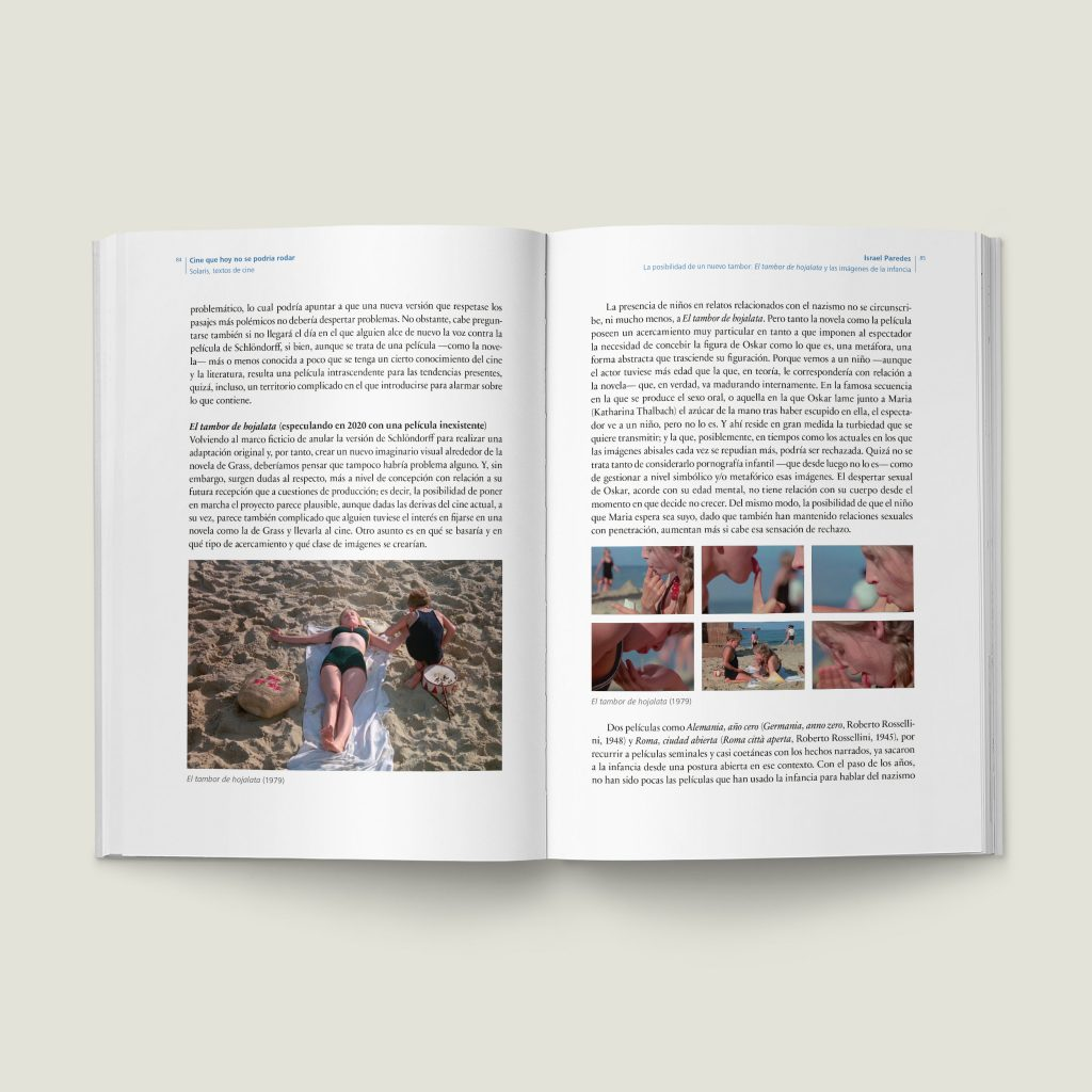 Páginas 84-85 de Cine que hoy no se podría rodar - SOLARIS Textos de Cine