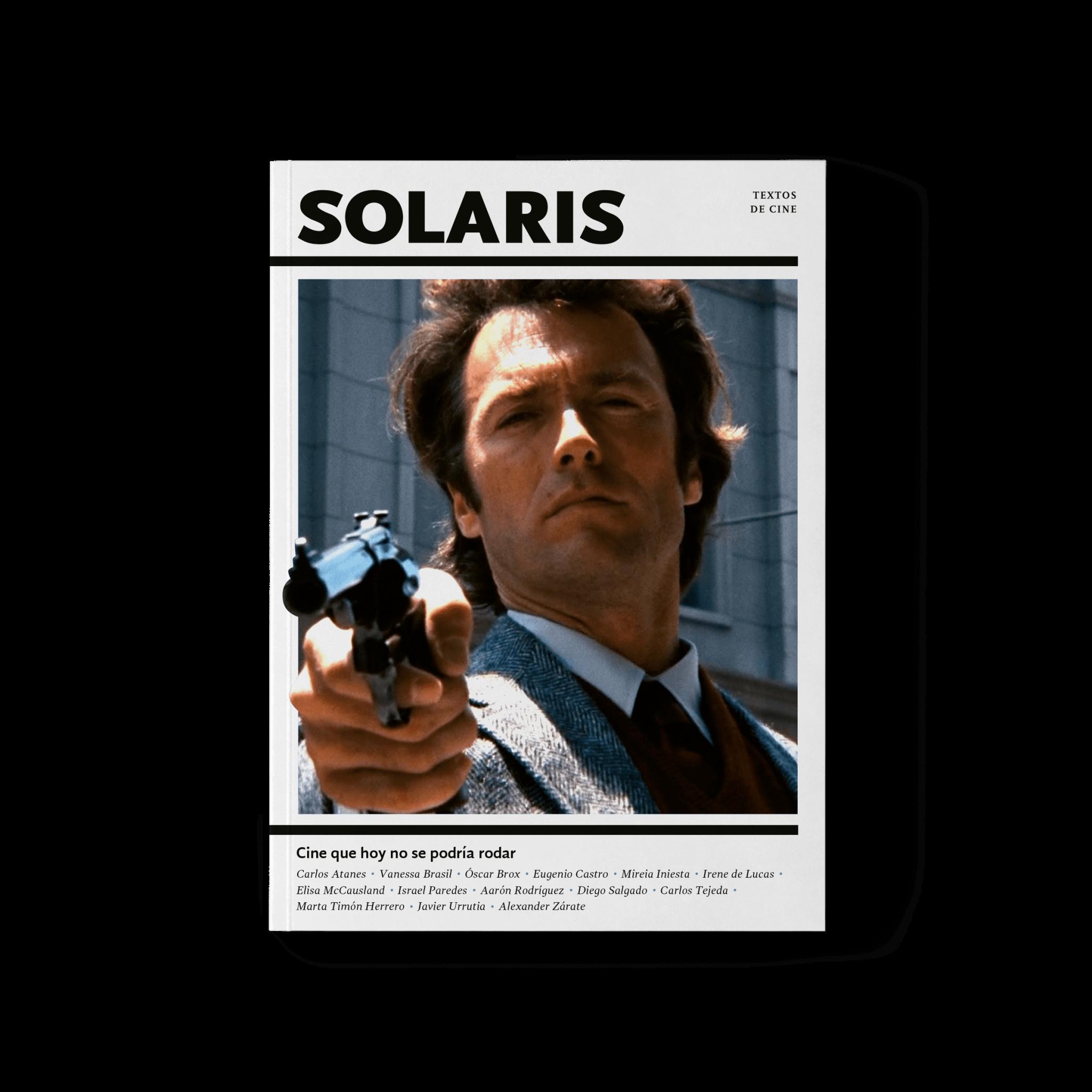 Cine que hoy no se podría rodar - Solaris, Textos de Cine