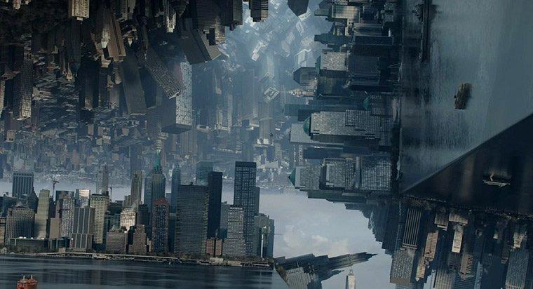 """Film """"Origen"""" de Christopher Nolan"""